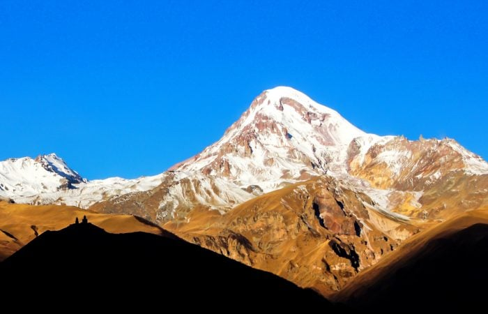Kazbegi Tour Adventure Best Trip Mount Kazbegi in Summer