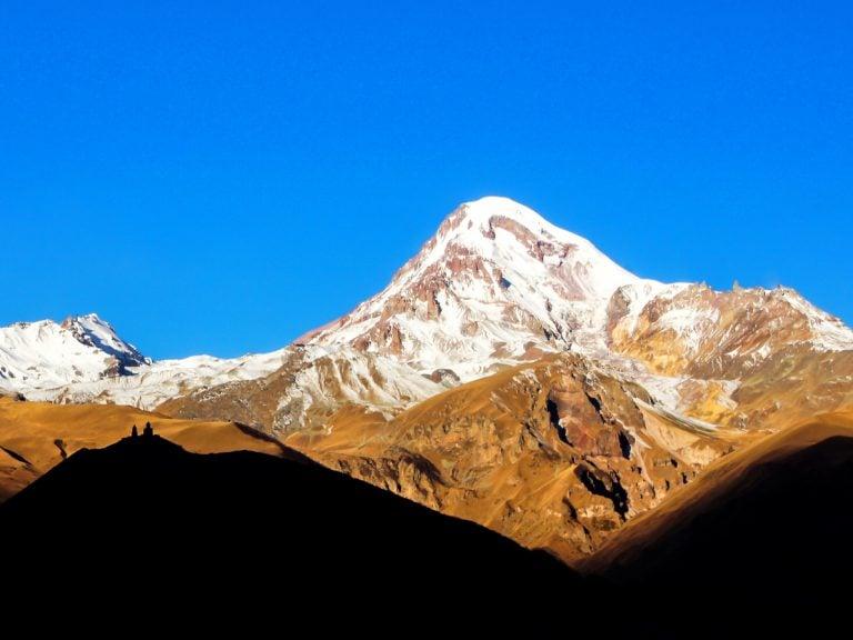 Kazbegi Tour Adventure Best Trip Mount Kazbegi in Summer