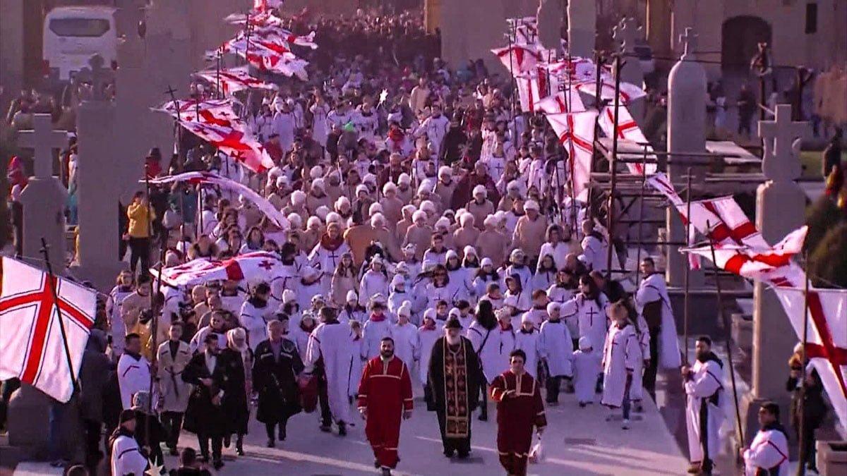 Georgia Religion Orthodoxy