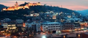 tbilisi walking tour secrets best places old town at night