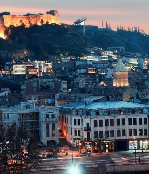 tbilisi walking tour secrets best places