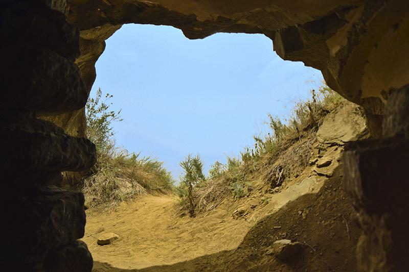 Davit Gareja caves