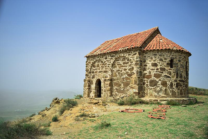 Davit Gareja Chapel