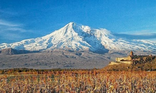 Best Armenia Tours Khor Virap and Mount Ararat