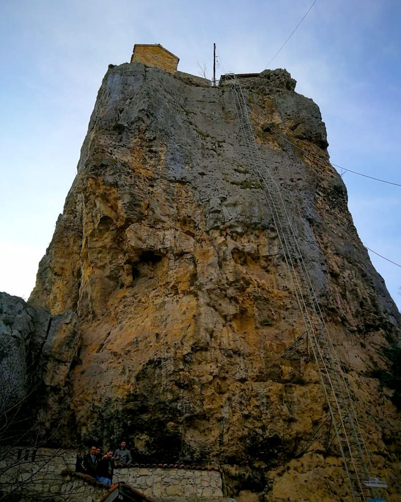 Katskhi Pillar Natural Wonder