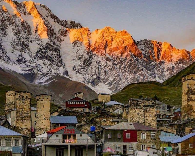 Ushguli Svaneti Skhara Mountain 9 Day Tour Kartveli Tours