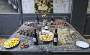 Wine Tour From Gudauri wine tastings in Chateau Mukhrani and snacks